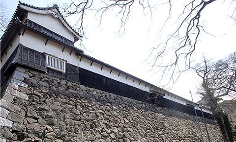 福岡城歴史的建造物特別公開