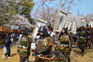 第40回 福岡城・鴻臚館まつり